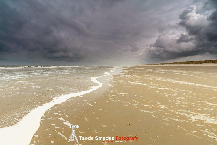 Taede Smedes fotografie, Taede Smedes Garyp, Ameland, Mooie lucht, Noordzee