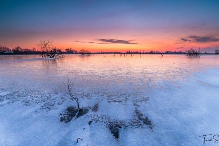 taede smedes, landschapfotografie, alde feanen, garijp, eernewoude, natuur, winter, www.taedesmedes.nl