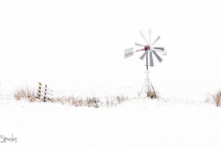 Taede Smedes, Fotografie Garijp, Garyp, winter, molen,stinswei