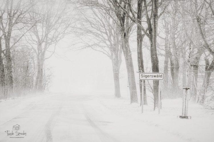 Taede Smedes, Garyp, Landschapsfotograag friesland