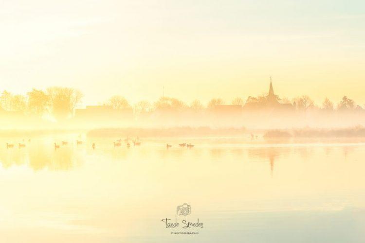 Taede Smedes, fotograaf friesland, natuur, landschap, mist
